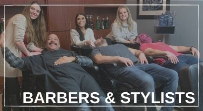 The Ultimate Shave Barber & Stylist Team